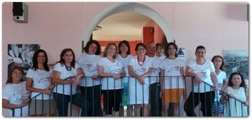 There's a one-week Teacher training Course for 15 teachers from different cities in Sicily